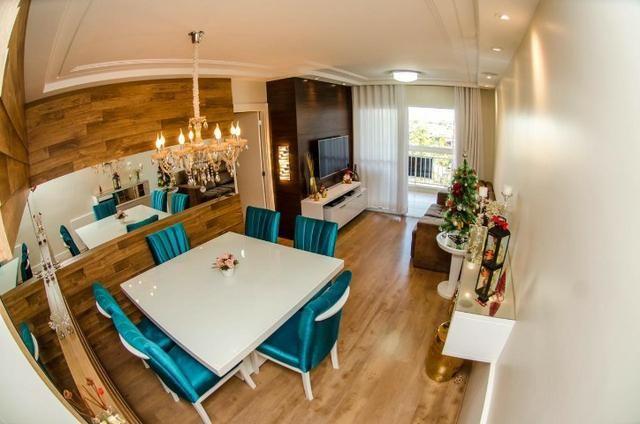 Incrível apartamento 3 quartos com suíte no condomínio Reserva Verde na Serra - Foto 4