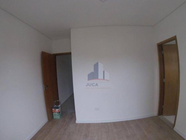 Apartamento com 2 dormitórios para alugar, 68 m² por r$ 1.125/mês - parque são vicente - m - Foto 19