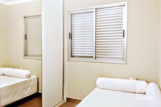 Apartamento à venda com 4 dormitórios em Caiçaras, Belo horizonte cod:256092 - Foto 18