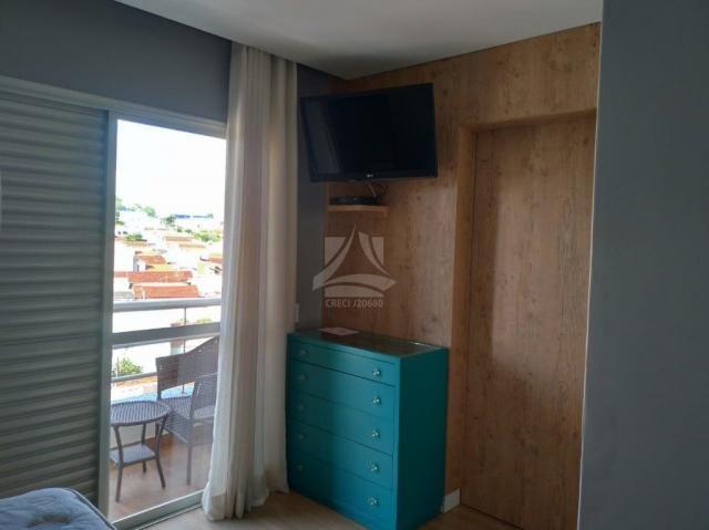 Apartamento à venda com 3 dormitórios em Jardim palma travassos, Ribeirão preto cod:58725 - Foto 16