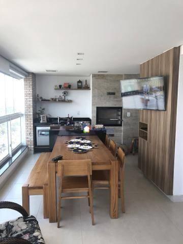 Apartamento com 3 dormitórios à venda, 177 m² por r$ 1.300.000 - setor bueno - goiânia/go