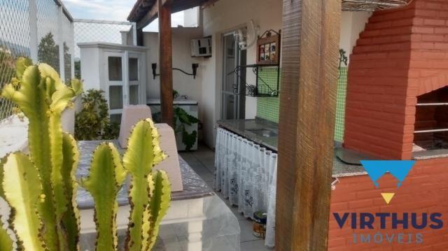 Locação, cobertura, 4 quartos no pechincha - infra estrutura - Foto 5
