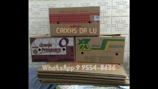 Caixas de Papelão para mudança - R$2,00 (unidade * (whatsApp) - Foto 3