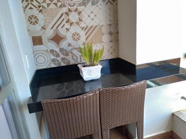 Apartamento à venda com 3 dormitórios em Jardim palma travassos, Ribeirão preto cod:58725 - Foto 4