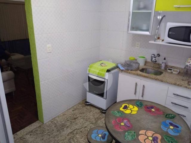 Apartamento com 2 dormitórios para alugar, 121 m² por r$ 1.800,00/ano - icaraí - niterói/r - Foto 2