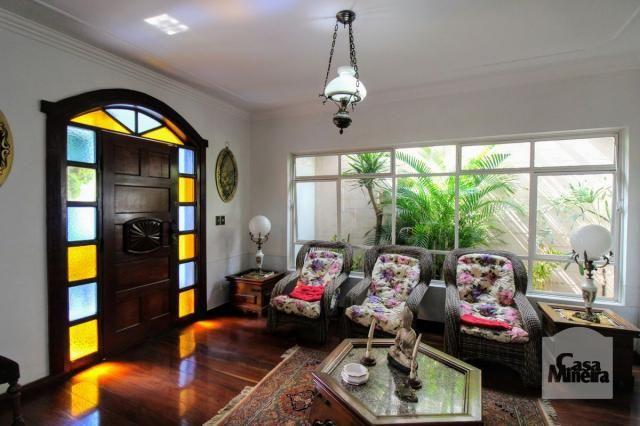Casa à venda com 4 dormitórios em Caiçaras, Belo horizonte cod:256349 - Foto 3