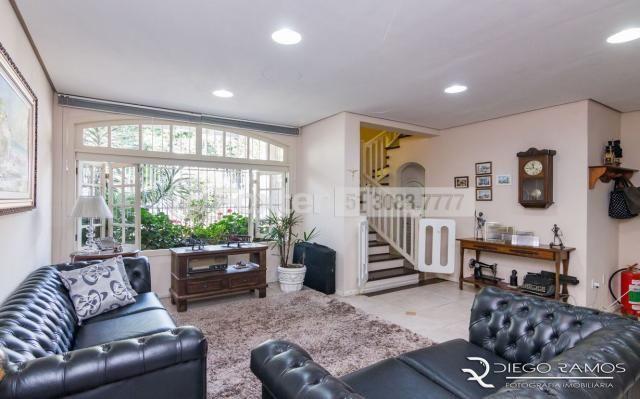 Casa à venda com 4 dormitórios em Vila assunção, Porto alegre cod:107176