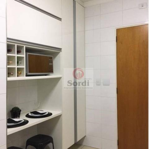 Apartamento com 2 dormitórios à venda, 82 m² por r$ 380.000 - jardim paulista - ribeirão p - Foto 16