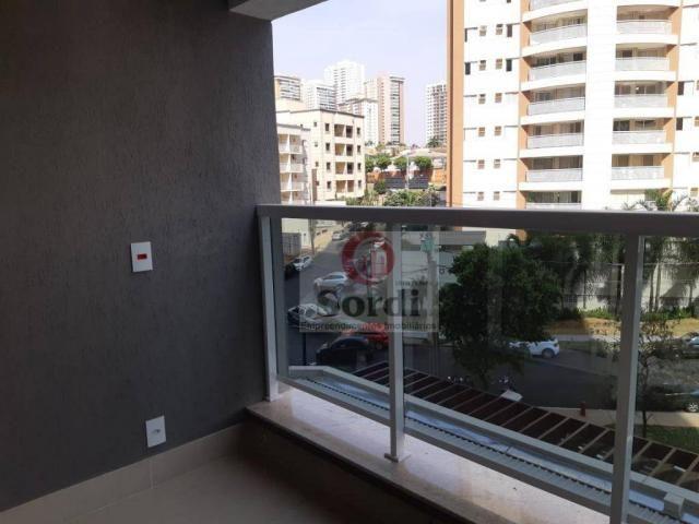 Apartamento com 2 dormitórios à venda, 73 m² por r$ 520.000 - jardim são luiz - ribeirão p - Foto 4