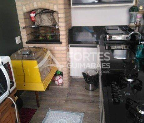 Casa de condomínio à venda com 3 dormitórios em Vila do golf, Ribeirão preto cod:58730 - Foto 17