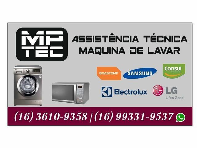 Assistência técnica máquina de lavar