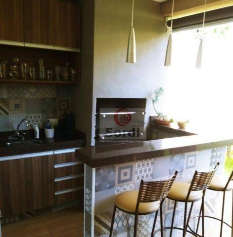 Sobrado com 3 dormitórios à venda, 189 m² por r$ 790.000 - vila do golfe - ribeirão preto/ - Foto 15
