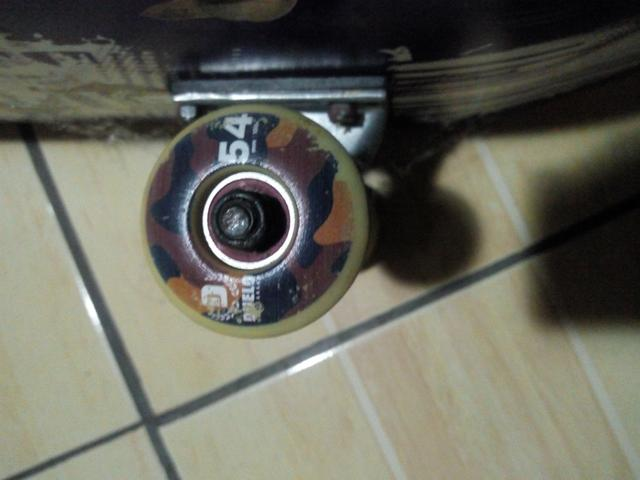 Skate clans rolamento red bones - Foto 4