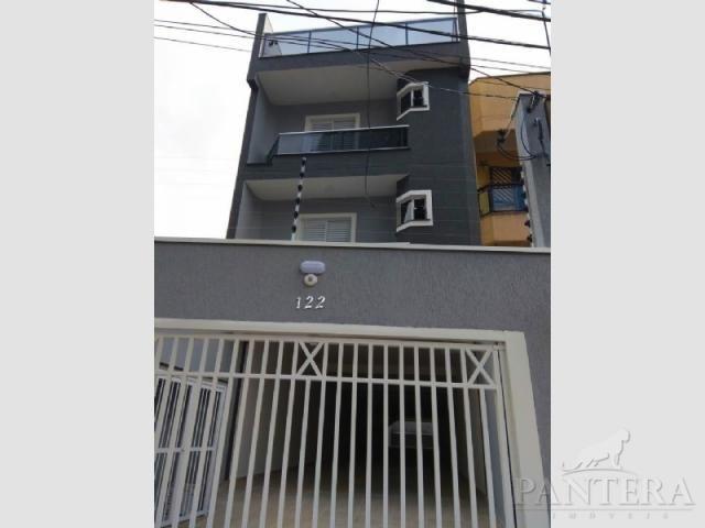 Apartamento à venda com 3 dormitórios em Santa maria, Santo andré cod:56583