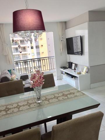 295 mil belíssima apartamento de 03 quartos no calhau - São Luís - Foto 7