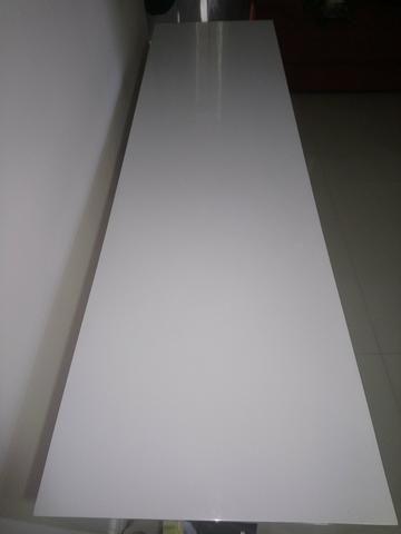Mesa de buffet branca - Foto 5