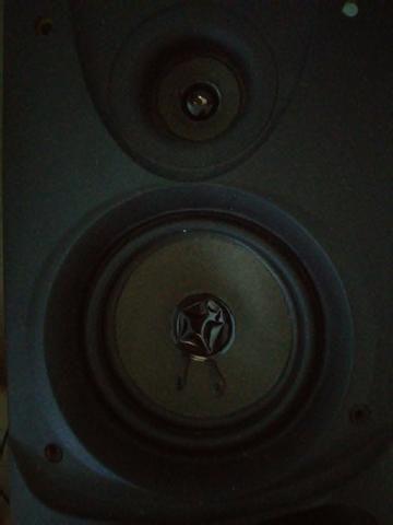 Som Semp Toshiba / carrossel 3 cds / 1 caixa de som / funcionando - Foto 3