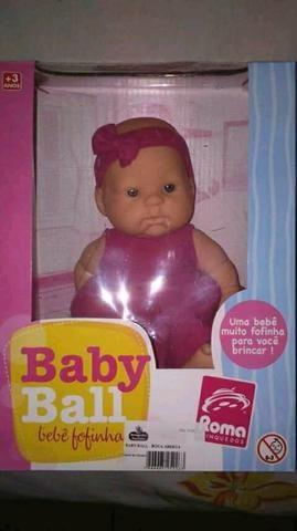 Baby ball e mestre cuca.os dois por 40 reais