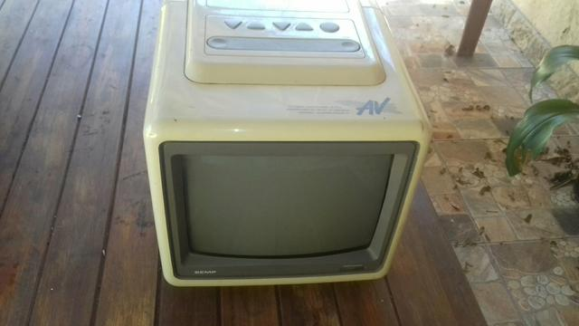 Vendo TV antiga - Foto 2