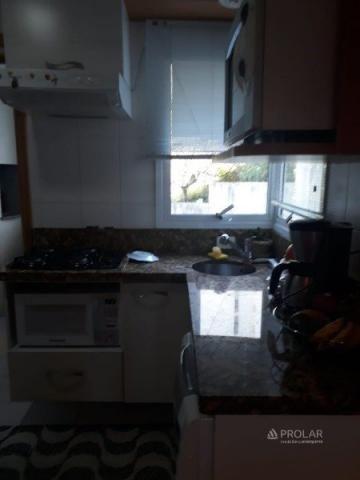 Apartamento à venda com 3 dormitórios em Jardim america, Caxias do sul cod:11490 - Foto 9