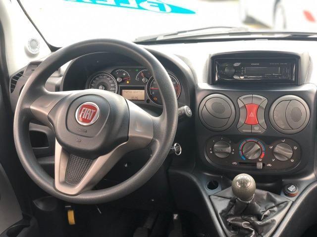 Fiat Doblo Essence 1.8 Flex Completo 7 Lug. prata - Foto 6