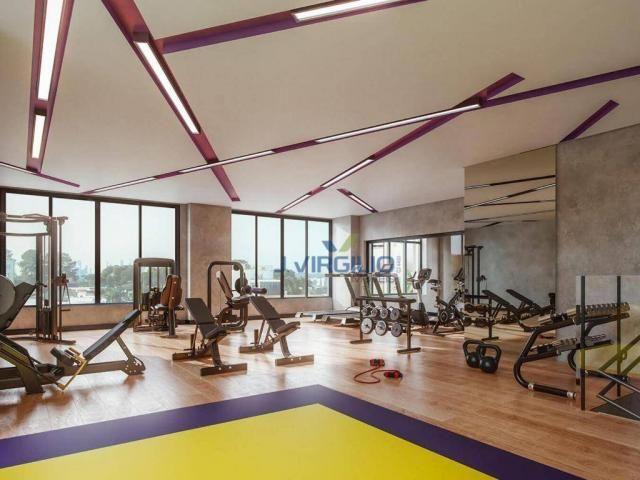 Apartamento com 2 quartos à venda, 75 m² por r$ - setor bueno - goiânia/go - Foto 16