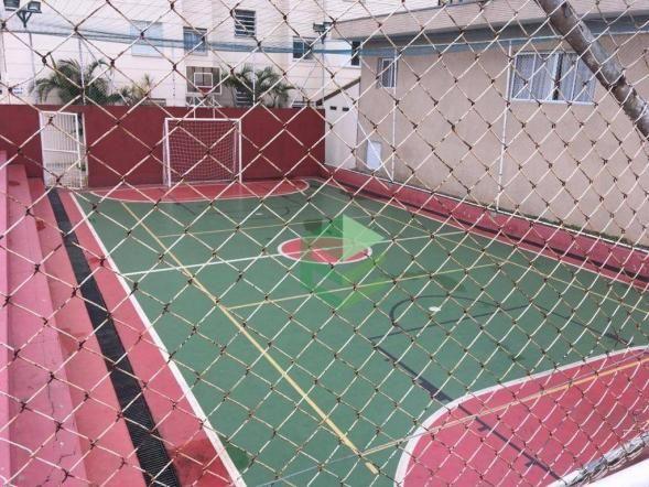 Apartamento com 2 dormitórios à venda, 46 m² por R$ 260.000 - Vila Gonçalves - São Bernard - Foto 19