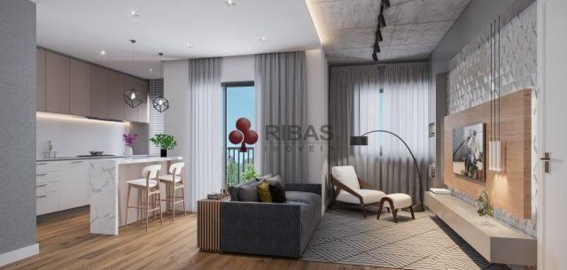 Apartamento à venda com 2 dormitórios em Boa vista, Curitiba cod:15427 - Foto 20