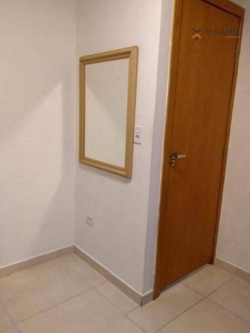 Cobertura com 3 dormitórios à venda, 85 m² por R$ 610.000 - Santa Maria - Santo André/SP - Foto 7
