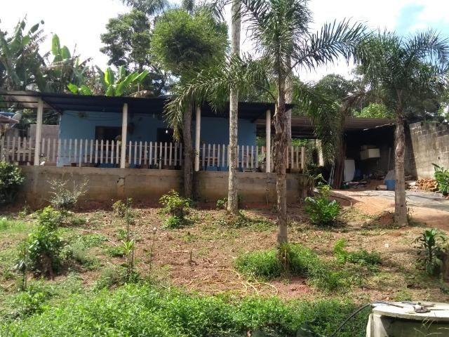 Terreno 400 m2 com casa no Bairro Ressaca. 8 Km do centro de Embu Das Artes - Foto 9