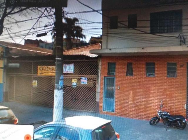 Terreno à venda em Vila sacadura cabral, Santo andré cod:61830 - Foto 5