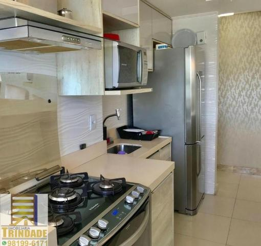 T= Apartamento No Olho D Agua _ 3 Quartos _ Moveis Projetados - Foto 2
