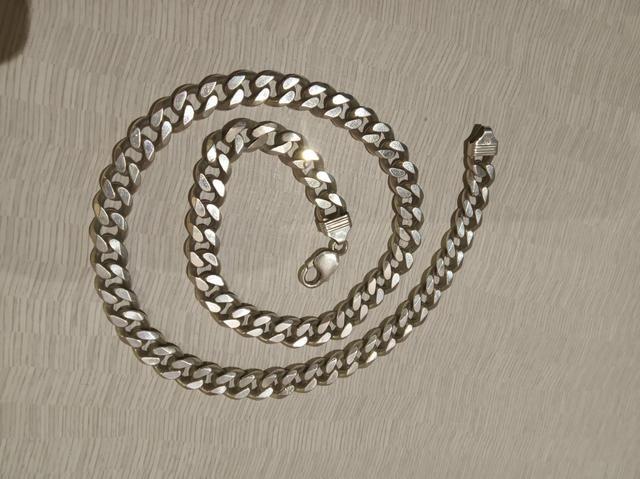 Corrente de prata - Foto 2