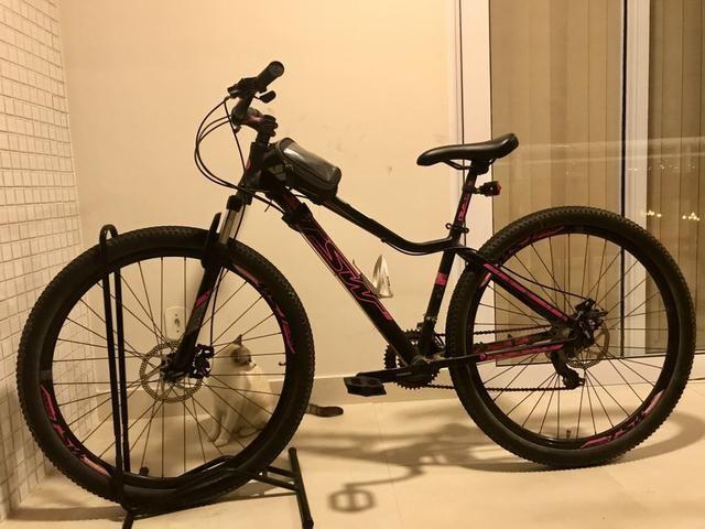 Bike TSW Posh Shimano tourin tamanho 15 aro 29. Freios mecânicos a disco. Semi Nova
