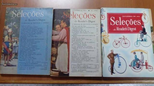 Raridade Seleções Readers Digest a partir de 1955 - Foto 3