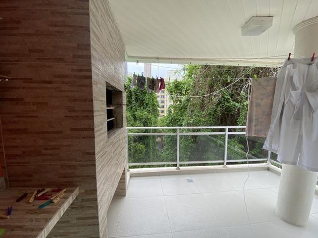 Aluga apartamento 2 dormitórios mobiliado centro Balneário Camboriú - Foto 8