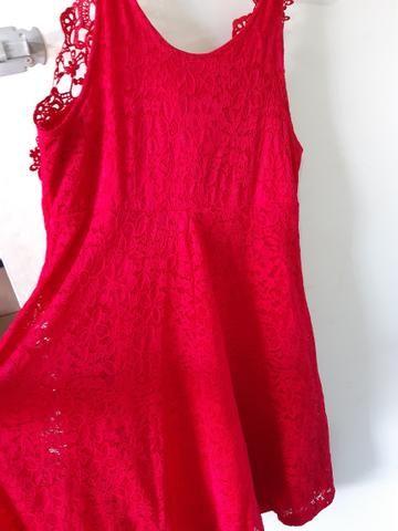 Vestido rendado - Foto 3