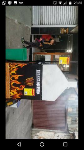 Vendo churrasqueira R$ 500,00 - Foto 3