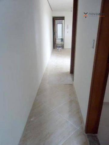 Cobertura com 2 dormitórios para alugar, 48 m² por R$ 1.400/mês - Parque Novo Oratório - S - Foto 7