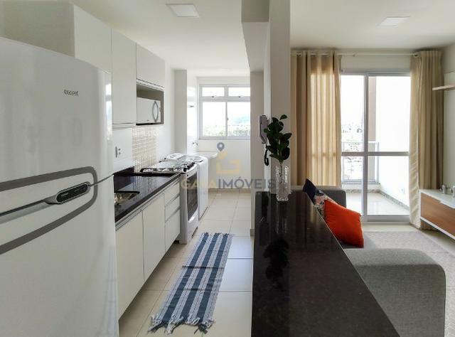 Apartamento decorado com 2 quartos e 1 suíte pronto para morar! - Foto 4