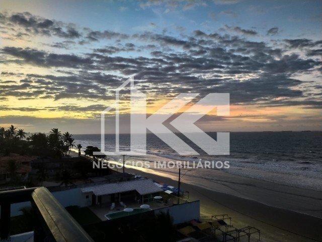 Alugo Apartamento por Temporada - Praia do Meio - Foto 2