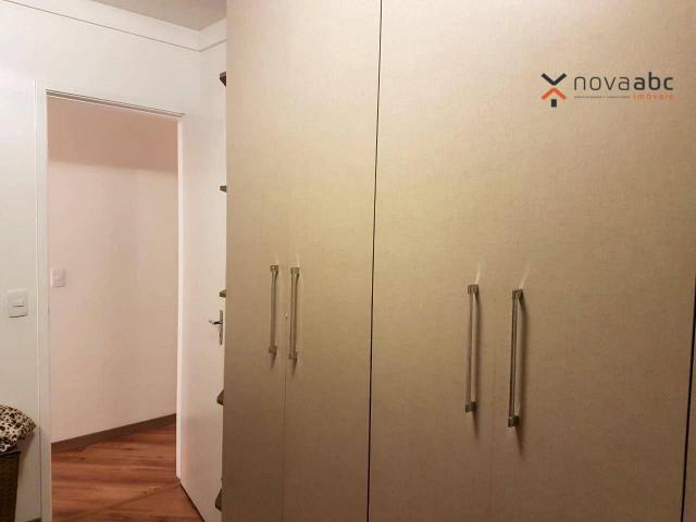 Apartamento com 2 dormitórios para alugar, 50 m² por R$ 1.350/mês - Parque Erasmo Assunção - Foto 13