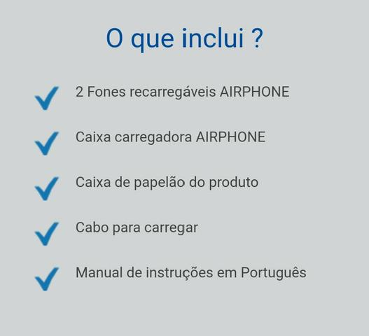 Airphone Brasil - Foto 2
