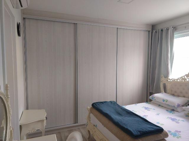 Apartamento com 03 suítes, 02 Vagas, com 140m² privativos!!! Morretes Itapema - Foto 13