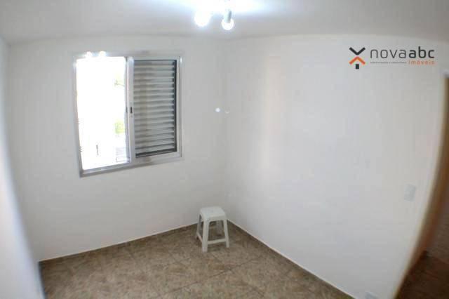Apartamento com 2 dormitórios para alugar, 50 m² por R$ 1.020/mês - Vila Camilópolis - San - Foto 13