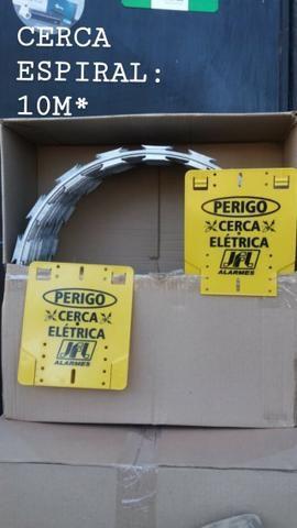 Cerca Concertina ou Espiral *Promoção Exclusiva - Foto 3