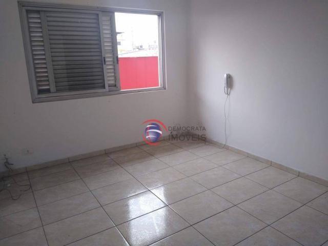 Sala à locação, v. alto de santo andré, santo andré - sa0281 - Foto 7