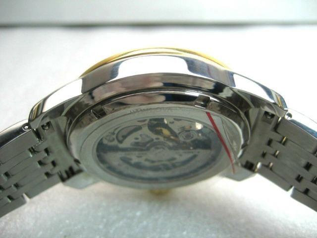 Relógio Bulova Automático Modelo 98A101 Masculino - Foto 2