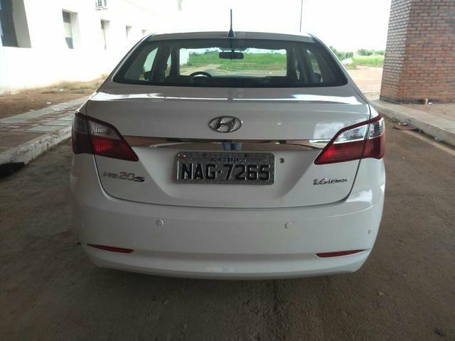 Hyundai hb20s comfort 1.6 flex mt 15-15 - Foto 4