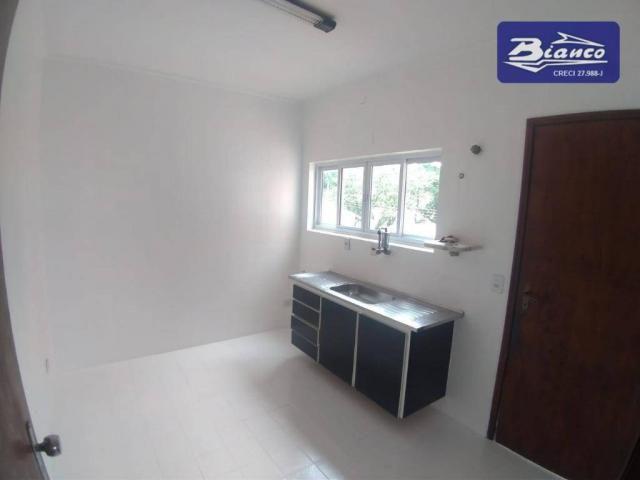 Apartamento com 2 dormitórios para alugar, 65 m² por r$ 1.100/mês - jardim santa mena - gu - Foto 9